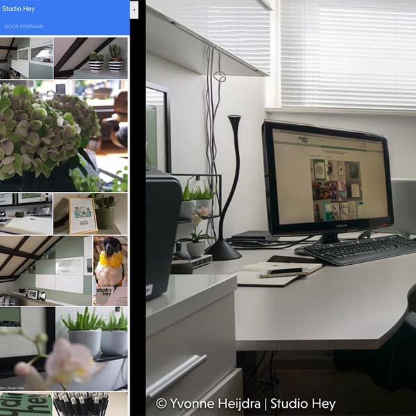 Foto's op Google Mijn bedrijf geven een goede impressie en bieden de mogelijkheid om