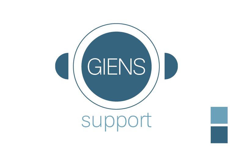 Logo GIENS Support