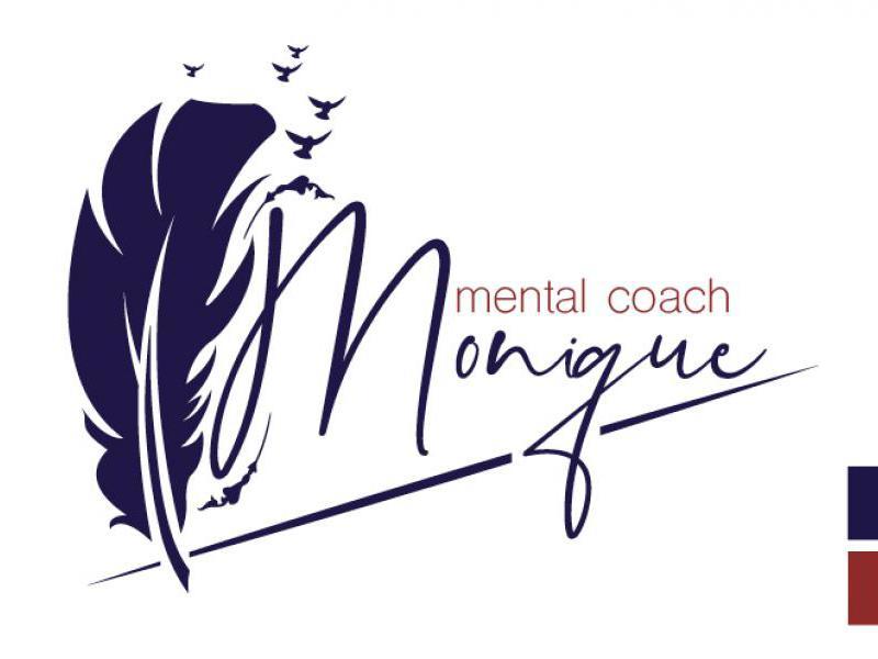 Logo Mental Coach Monique