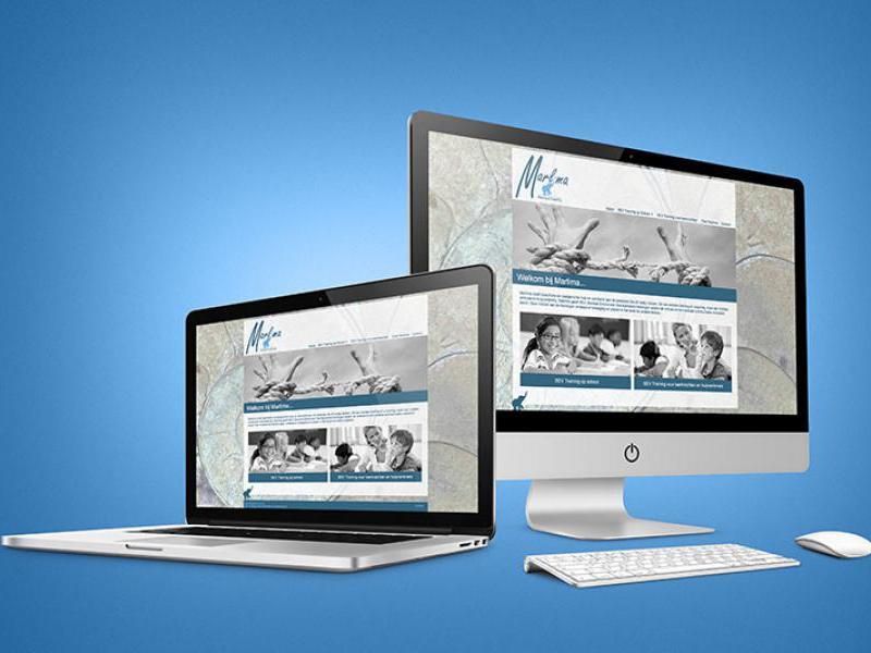 Website Marlima